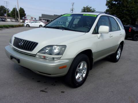 2000 Lexus RX 300 for sale at Ideal Auto Sales, Inc. in Waukesha WI