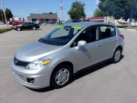 2011 Nissan Versa for sale at Ideal Auto Sales, Inc. in Waukesha WI