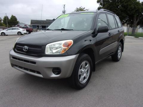 2005 Toyota RAV4 for sale at Ideal Auto Sales, Inc. in Waukesha WI