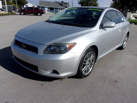 2007 Scion tC for sale at Ideal Auto Sales, Inc. in Waukesha WI
