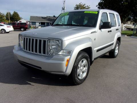2010 Jeep Liberty for sale at Ideal Auto Sales, Inc. in Waukesha WI
