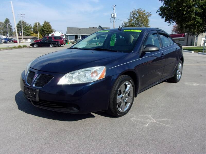 2008 Pontiac G6 for sale at Ideal Auto Sales, Inc. in Waukesha WI