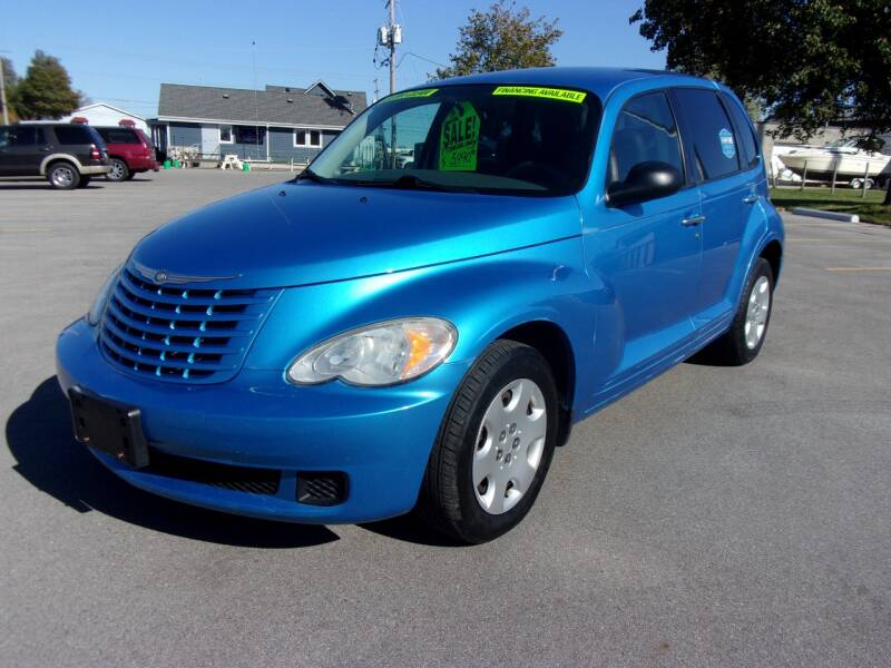 2008 Chrysler PT Cruiser for sale at Ideal Auto Sales, Inc. in Waukesha WI