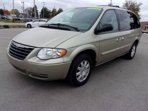 2007 Chrysler Town and Country for sale at Ideal Auto Sales, Inc. in Waukesha WI