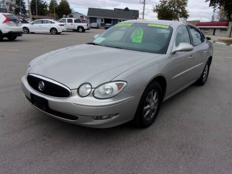2007 Buick LaCrosse for sale at Ideal Auto Sales, Inc. in Waukesha WI