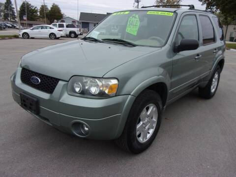 2006 Ford Escape for sale at Ideal Auto Sales, Inc. in Waukesha WI