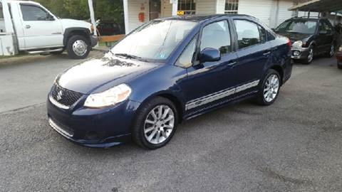 2008 Suzuki SX4 for sale in Ona, WV