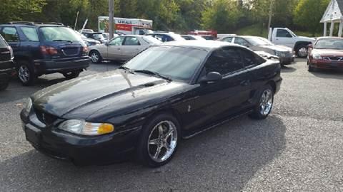 1994 Ford Mustang SVT Cobra for sale in Ona, WV