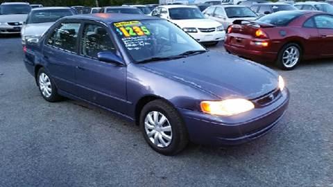 1999 Toyota Corolla for sale in Ona, WV