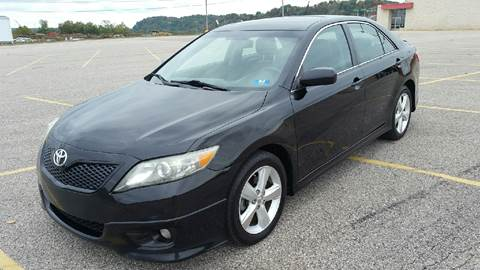 2011 Toyota Camry for sale in Ona, WV