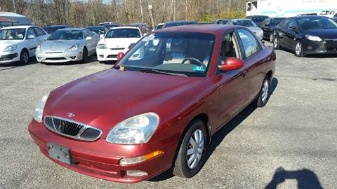 2001 Daewoo Nubira for sale in Ona, WV