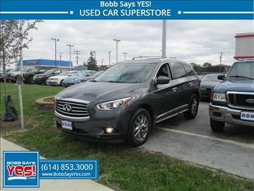 2013 Infiniti JX35 for sale in Columbus, OH