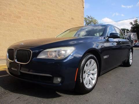 2011 BMW 7 Series for sale in Orange, NJ