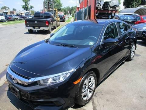 2016 Honda Civic for sale in Orange, NJ