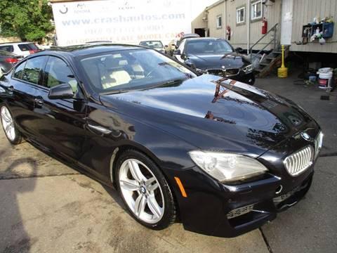 2013 BMW 6 Series for sale in Orange, NJ