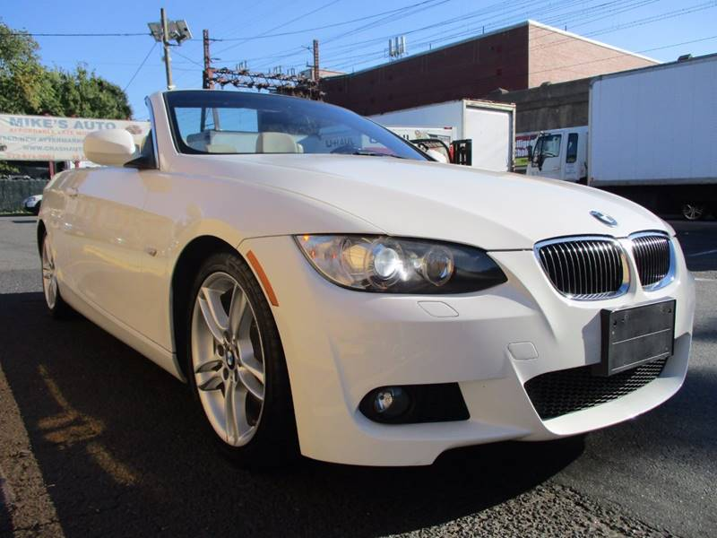 Bmw Series I Dr Convertible SULEV In Orange NJ Mikes - 2010 bmw 328i convertible