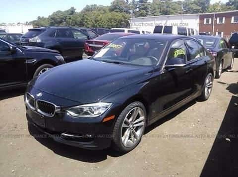 2015 BMW 3 Series for sale in Orange, NJ