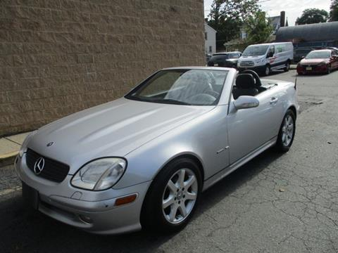 2001 Mercedes-Benz SLK for sale in Orange, NJ