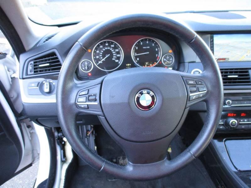 2012 BMW 5 Series AWD 528i xDrive 4dr Sedan - Orange NJ