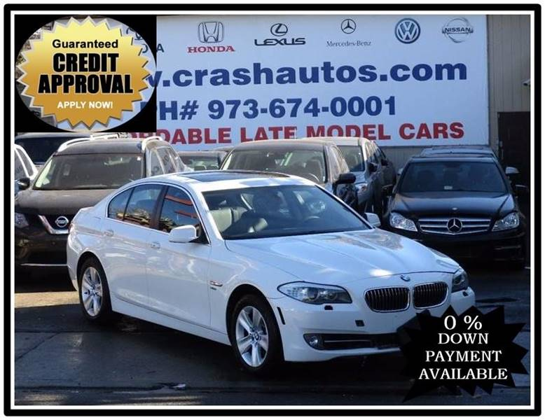 2012 BMW 5 Series AWD 528i xDrive 4dr Sedan - Orange NJ