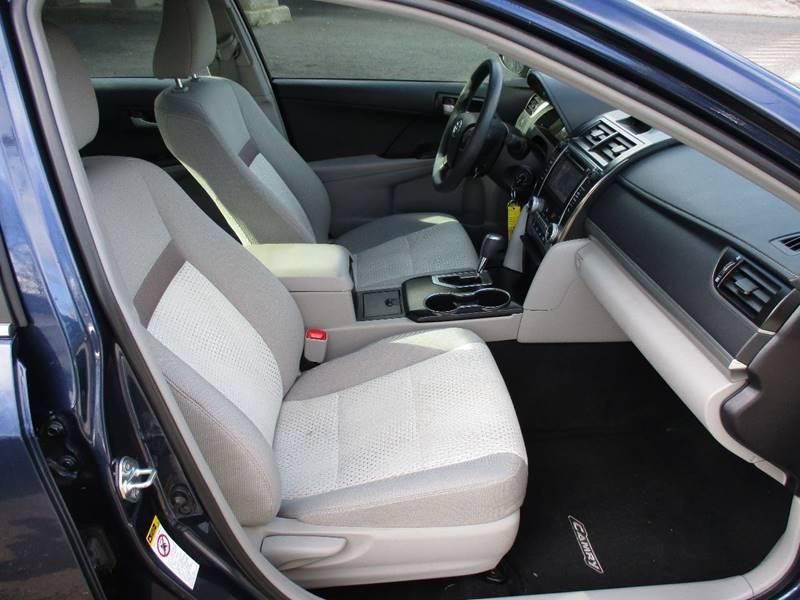 2014 Toyota Camry LE 4dr Sedan - Orange NJ