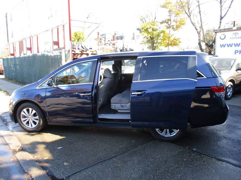 2015 Honda Odyssey EX 4dr Mini-Van - Orange NJ