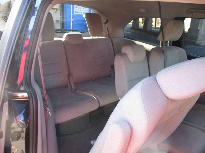 2015 Honda Odyssey EX 4dr Mini-Van - Orange NJ
