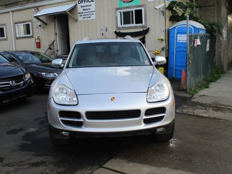 2004 Porsche Cayenne AWD S 4dr SUV - Orange NJ
