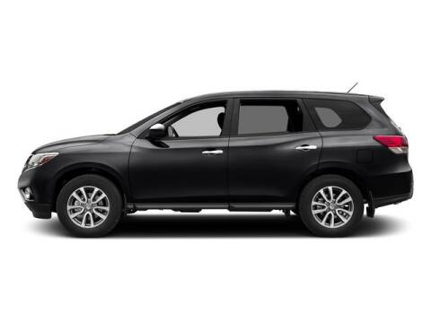 2016 Nissan Pathfinder for sale at MIKE'S AUTO in Orange NJ