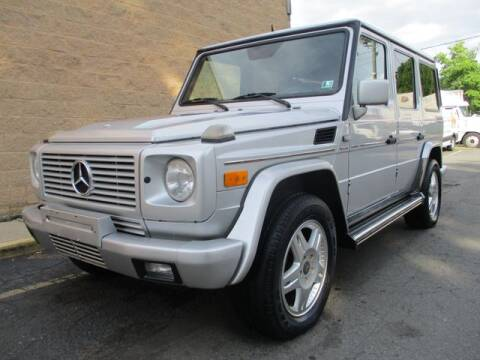 2002 Mercedes-Benz G-Class for sale at MIKE'S AUTO in Orange NJ