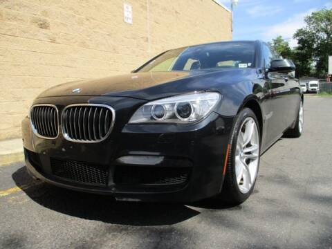2015 BMW 7 Series for sale at MIKE'S AUTO in Orange NJ