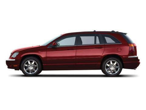 2008 Chrysler Pacifica for sale at MIKE'S AUTO in Orange NJ