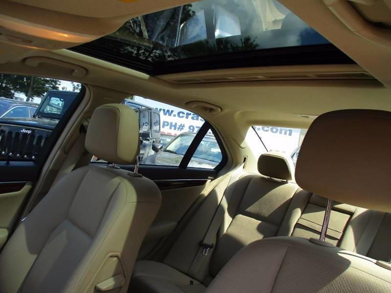 2011 Mercedes-Benz C-Class AWD C 300 Luxury 4MATIC 4dr Sedan - Orange NJ