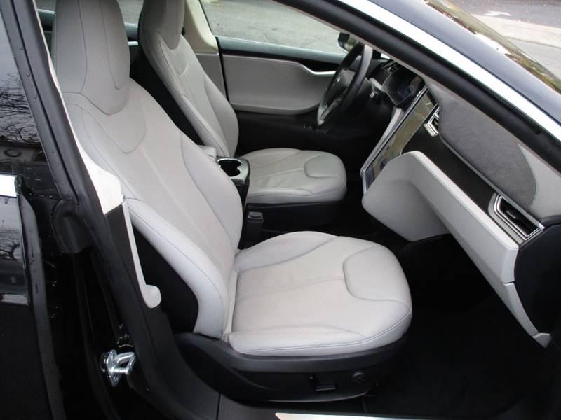 2014 Tesla Model S 85 4dr Liftback - Orange NJ