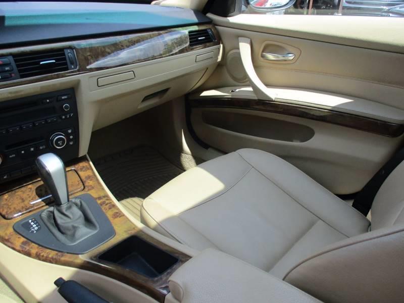 2008 BMW 3 Series AWD 328xi 4dr Sedan SULEV - Orange NJ
