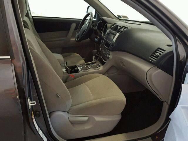 2013 Toyota Highlander AWD 4dr SUV - Orange NJ