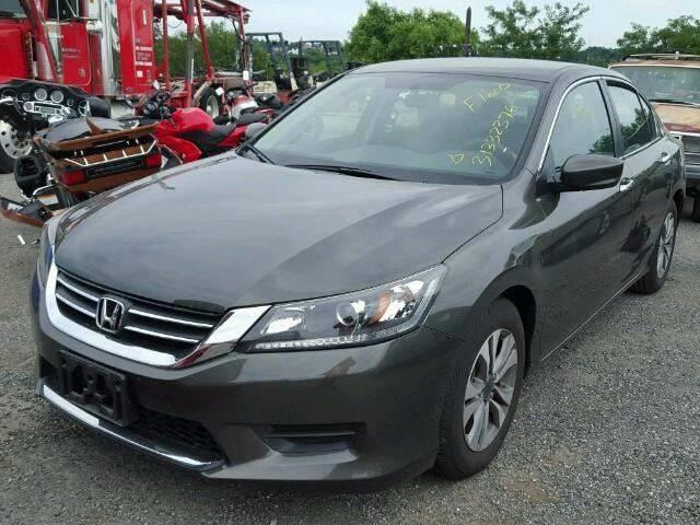 2015 Honda Accord LX 4dr Sedan CVT - Orange NJ