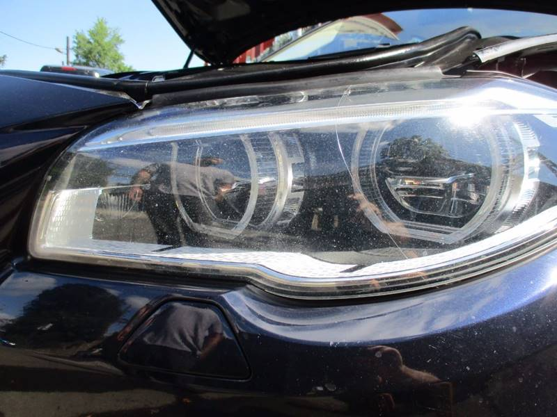 2014 BMW 5 Series AWD 535i xDrive 4dr Sedan - Orange NJ