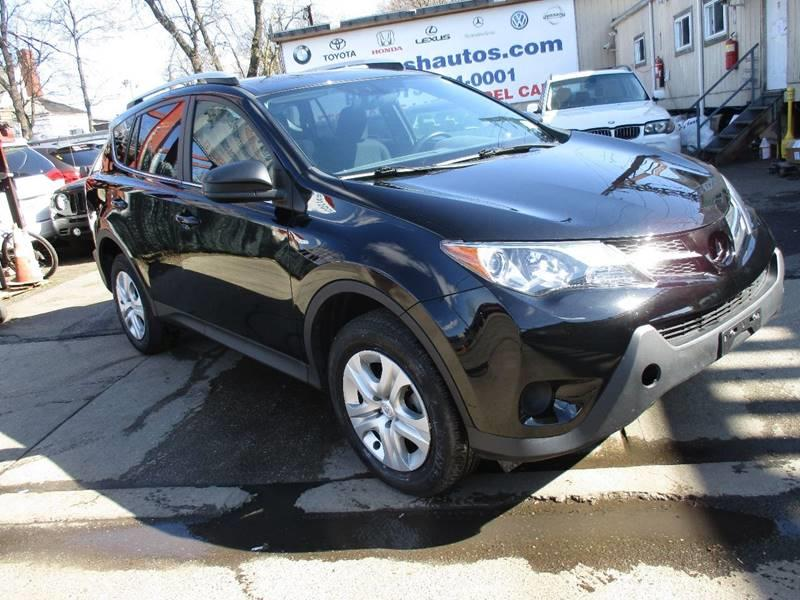 2014 Toyota RAV4 AWD LE 4dr SUV - Orange NJ