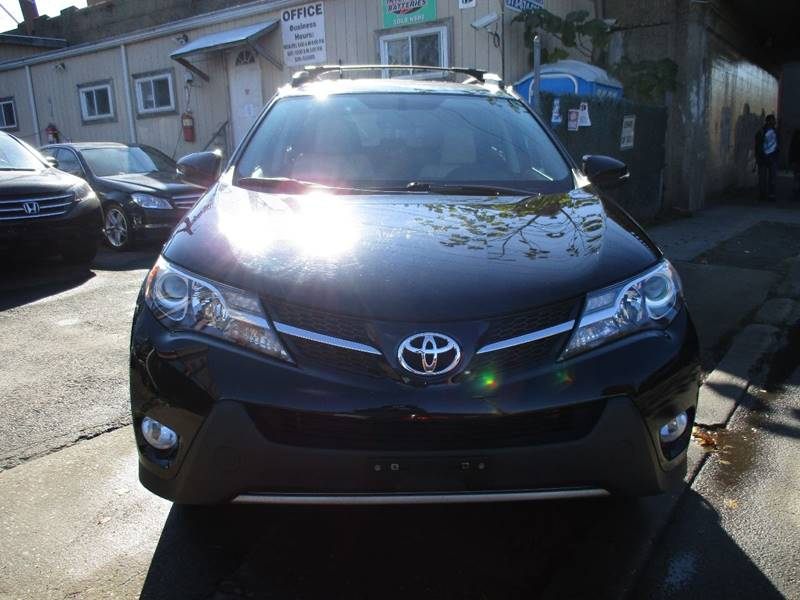 2013 Toyota RAV4 AWD Limited 4dr SUV - Orange NJ