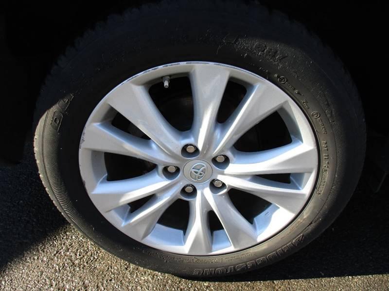2013 Toyota RAV4 AWD Limited 4dr SUV - Orange NJ