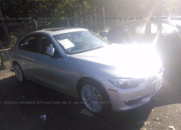 2015 BMW 3 Series AWD 328i xDrive 4dr Sedan SULEV SA - Orange NJ