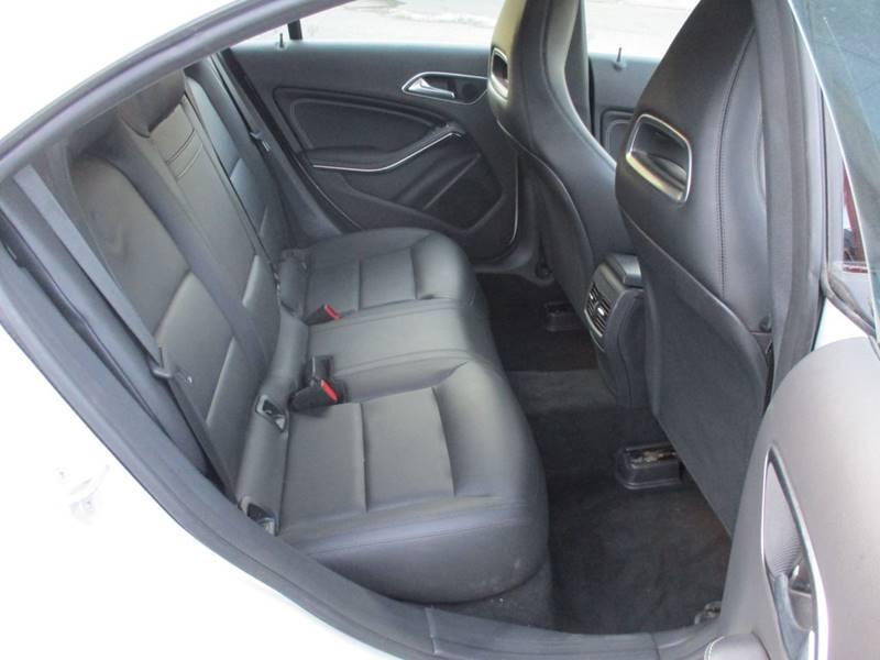 2015 Mercedes-Benz CLA CLA 250 4MATIC AWD 4dr Sedan - Orange NJ