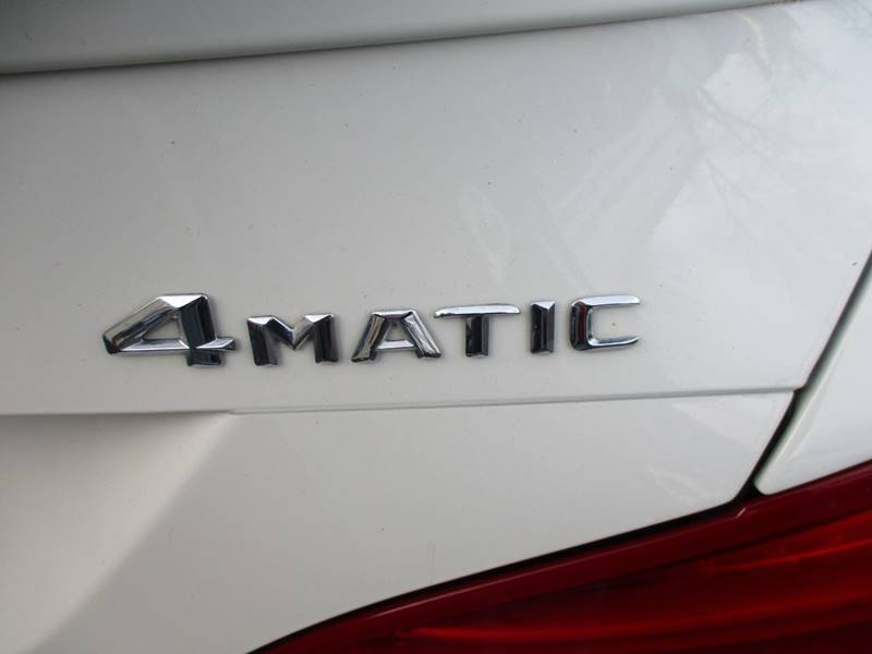 2015 Mercedes-Benz CLA AWD CLA250 4MATIC 4dr Sedan - Orange NJ