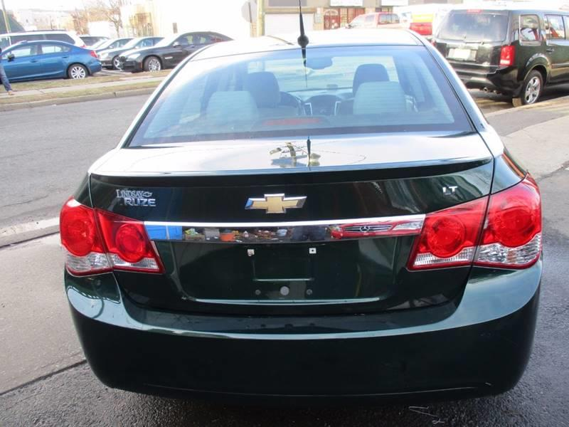 2014 Chevrolet Cruze 1LT Auto 4dr Sedan w/1SD - Orange NJ