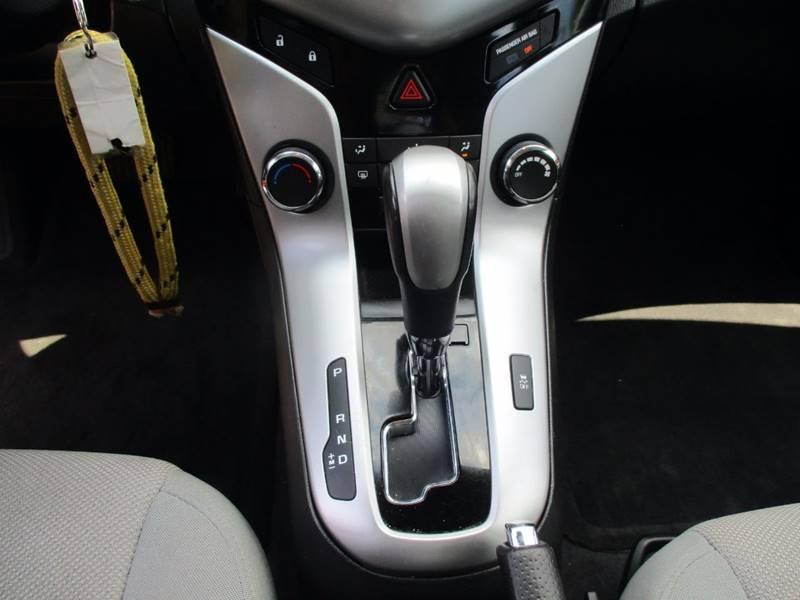 2014 Chevrolet Cruze 1LT Auto 4dr Sedan w/1SD - Orange NJ