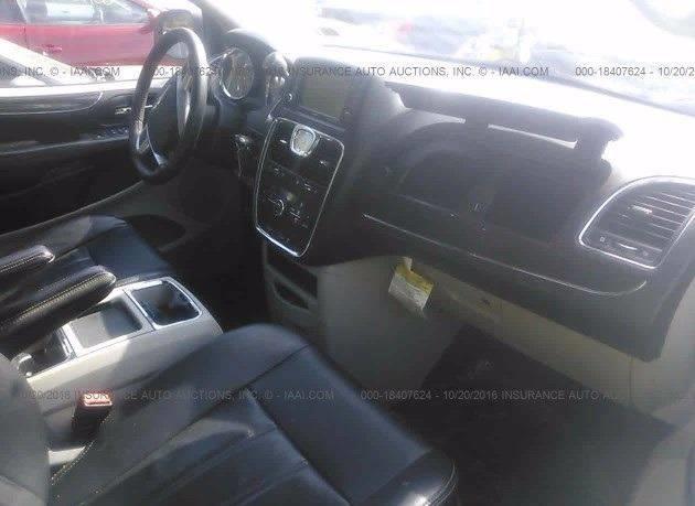 2013 Chrysler Town and Country Touring 4dr Mini-Van - Orange NJ