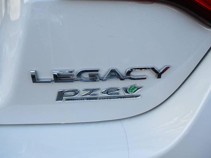 2016 Subaru Legacy AWD 2.5i Premium 4dr Sedan - Orange NJ