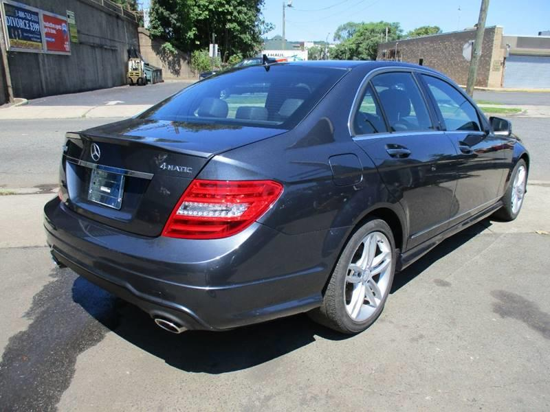 2014 Mercedes-Benz C-Class AWD C 300 Sport 4MATIC 4dr Sedan - Orange NJ
