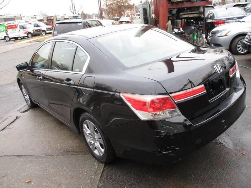 2012 Honda Accord SE 4dr Sedan - Orange NJ